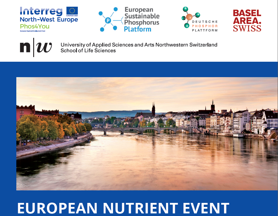SMART-Plant at the EuropEan nutriEnt EvEnt in Basel